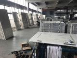 مشروع جديد بيضاء مدرسة فولاذ أمن مدخل معلنة باب