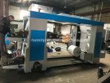4개의 색깔 플레스틱 필름 Flexographic 인쇄 기계 (NX 시리즈)