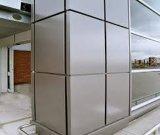 Panel de revestimiento de aluminio de interior de la decoración PVDF