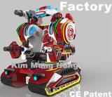 Máquina de juego Kid / Espacio en el equipo de entretenimiento infantil Rey con 360 grados de rotación y el sensor anti-colisión