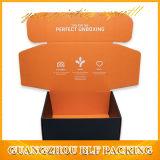 Personnalisé Papier ondulé imprimé Mailer Box à l'emballage