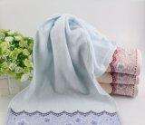 Приятный и мягкий 100%хлопок с салфеткой из жаккардовой ткани с дизайном