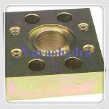 Adaptador dos componentes hidráulicos e das flanges