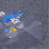 Universal Transparent Pet Plastic Box Embalagem ambiental para alimentos