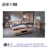 Os jogos de quarto modernos personalizaram a mobília de madeira (SH035#)