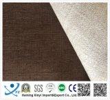 Tessuto di tela normale classico materiale del poliestere per i sofà e la tappezzeria