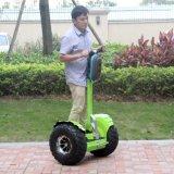 スマートなHoverboardの永続的な自己のバランスEのスクーター