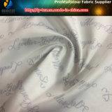 Polyester Dull&Twist Satin mit Übergangsdrucken für Kleid