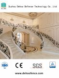 Rete fissa decorata domestica di lusso della scala con l'alta qualità