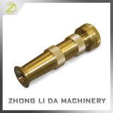 Bocal de pulverizador eletrostático feito-à-medida de China fazer à máquina do CNC