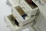 Мебель для ванных комнат с твердым деревом Sw-63004