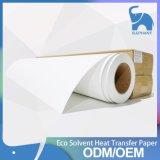 100gsm Séchage rapide Dye Sublimation du papier de transfert de chaleur