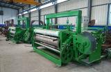 ステンレス鋼の金網の編む機械