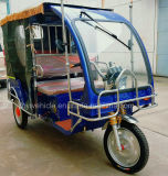 E-Rickshaw Electronic Battery Passenger Tricycle para Bangladesh