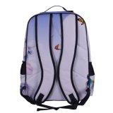 La stampa di sublimazione del banco del poliestere Backpacks il sacchetto dello zaino di sport di modo