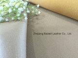 Cuoio metallico del PVC della superficie per il sofà/la mobilia/sacchetto/pattini/sede di automobile