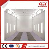 Goedgekeurd Ce van de Fabrikant van Guangli ging de Industriële Cabine van de Verf voor Bus Midsize vooruit