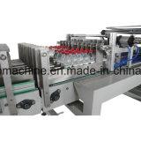 Automatique de la gaine thermorétractable film PE Groupe machine d'emballage pour bouteille d'emballage peut
