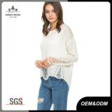 Ladies Online Distressed Fashion Knitwear Vestuário Vestuário