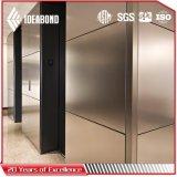 실내 사용법을%s Ideabond 1220*2440mm PE 알루미늄 합성 위원회