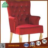 Sillas de sala de espera baratas Muebles de hotel Sillas de madera para sala de estar