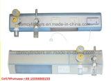 Tête de lit d'hôpital des panneaux pour système d'approvisionnement en oxygène centralisée