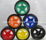 아이를 위한 플라스틱 장난감 차 바퀴 형과 제품 생산