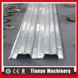 Roulis de panneau de paquet d'étage en acier de Gavanized formant la ligne de machine
