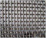 Malla de alambre prensado resistente para la industria Minería, carburación, extracción de canteras