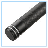 Antorcha de alta calidad recargable de aluminio de alta luminosidad 3W recargable
