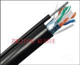 Номер 6 и 8 тип кота кабеля UL Approved CAT6 LSZH/Computer проводников/кабеля данных/кабеля связи/тональнозвуковых кабеля/разъема