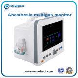 Analyseur / Moniteur / Machine Portable Anesthésique à 7 Pouces