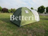 مسيكة يخيّم خيمة أساسيّ لأنّ 4 شخص