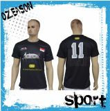 Vente en gros Cheap Customized Polyester Sublimation Dri Fit Soccer Shirt (S025)