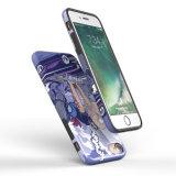 Подгоняйте напечатанное шаржем iPhone аргументы за мобильного телефона