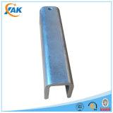 Горячая окунутая гальванизированная сталь канала распорки u Slotted&Plain с струбциной распорки