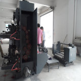 A alta qualidade colore a máquina de impressão plástica de Flexo para a venda