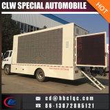 AumarkフルカラーP10/P8/P7/P6 LEDの移動式トラックLEDスクリーンの屋外のトラック