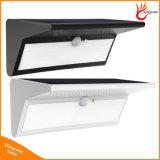Lumière solaire de détecteur de mouvement de 800 lumens pour l'éclairage extérieur