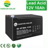 Бесплатная доставка 12V 10AH восход солнца Маленький перезаряжаемый вывод аккумуляторной батареи