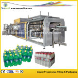 Plastikflaschen-halb automatische Film-Schrumpfverpackung-Maschine/Shrink-Verpackungsmaschine