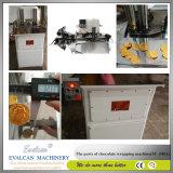 Máquina de envolvimento automática da folha de alumínio da moeda do chocolate, máquinas de embalagem