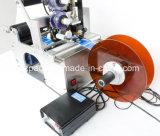 Máquina de etiquetado Semi-Auto de la botella redonda con la codificación de China