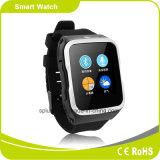 3G de androïde 5.1 OS 1.3G vierling-Kern cpu Pedometer Smartwatch van de Kaart 3G WCDMA Bluetooth WiFi van de Kaart van de Steun SIM Kleine
