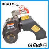 Clé dynamométrique hydraulique de qualité de marque de soupape d'arrêt