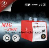 Soldadura de MIG com Ce (MIG-180T)