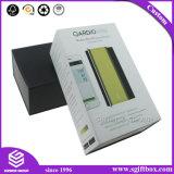 Foldable電子製品の表示ギフト用の箱を包むカスタムロゴ