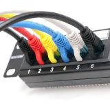 Änderung- am Objektprogrammpanel In24port/New/Black Cat5e /CAT6