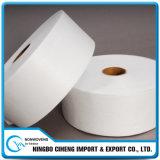Tissu non tissé professionnel de fournisseurs de roulis médial de filtre à air
