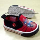 Zapatos de la escuela de los zapatos del más nuevo de la historieta cabrito barato del Slip-on (FF921-5)